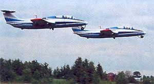 Самолет L-29